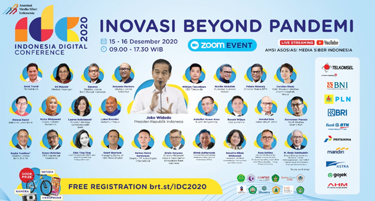 Indonesia Digital Conference 2020